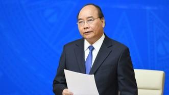 """Thủ tướng Nguyễn Xuân Phúc dự Diễn đàn """"Vành đai và Con đường"""" tại Trung Quốc"""