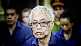 Bị can Trần Phương Bình, nguyên Tổng giám đốc Ngân hàng TMCP Đông Á (DAB)