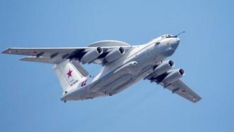 Máy bay quân sự A-50 của Nga