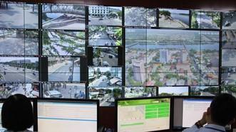 Trung tâm điều hành đô thị thông minh tỉnh Thừa Thiên - Huế