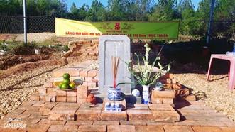 Thống nhất phương án xử lý lăng mộ phi tần vua Tự Đức