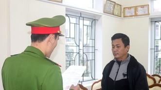 Công an thông báo lệnh khởi tố đối tượng Nguyễn Duy Nhật