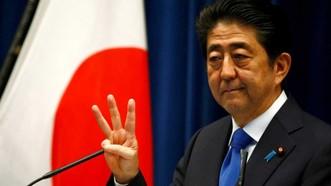 Thủ tướng Nhật Bản Shinzo Abe. Nguồn: NIKKEI