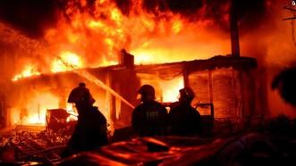 Ít nhất 81 người thiệt mạng trong vụ cháy chung cư tại Bangladesh