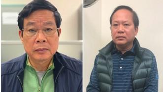 Khởi tố, bắt tạm giam để điều tra đối với bị can Nguyễn Bắc Son và bị can Trương Minh Tuấn