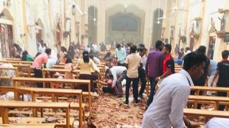 Hàng loạt vụ nổ ở Sri Lanka, ít nhất 185 người thiệt mạng