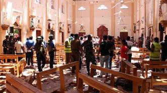 Hàng loạt vụ nổ ở Sri Lanka, ít nhất 207 người thiệt mạng