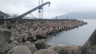 Hà Tĩnh đề nghị đầu tư hoàn thiện đê chắn sóng cảng Vũng Áng
