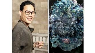 Họa sĩ Trần Thanh Cảnh và tác phẩm trong dự án Tales of legends