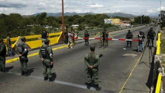 Venezuela đóng cửa biên giới với Colombia