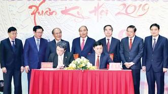 """Thủ tướng Nguyễn Xuân Phúc:  Nghệ An phải có khát vọng """"kỳ tích Sông Lam"""""""
