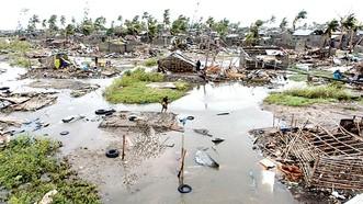 Bão Idai làm hơn 1.000 người chết ở  Mozambique