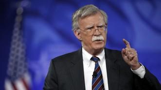 Cố vấn an ninh quốc gia Mỹ John Bolton. (Ảnh: AP)