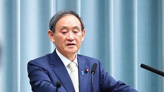 Ông Yoshi Suga, Chánh văn phòng Nội các Nhật Bản đã công bố luật trên, đồng thời xin lỗi các nạn nhân.