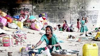Người nghèo ở Ấn Độ