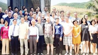 Hội nghị thu hút sự tham dự của gần 100 giáo sư, nhà khoa học trẻ ở Việt Nam và 19 quốc gia trên thế giới.
