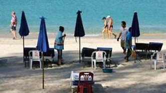 Cảnh báo sóng thần tại 6 tỉnh miền Nam Thái Lan