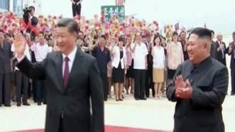 Thắt chặt quan hệ Trung Quốc - Triều Tiên
