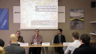 Hội thảo biển Đông tại Cộng hòa Czech