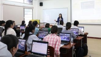 Xây dựng tài nguyên giáo dục mở quốc gia