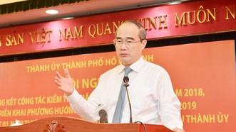 Bí thư Thành ủy TPHCM Nguyễn Thiện Nhân: Công bố sai phạm thường xuyên để ngăn ngừa vi phạm