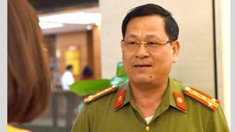 Đại tá Nguyễn Hữu Cầu, Giám đốc Công an Nghệ An. Ảnh: VTC