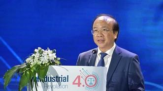 Thứ trưởng Bộ Tư pháp Phan Chí Hiếu phát biểu khai mạc Hội thảo
