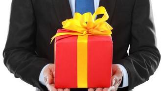 Năm 2018 có 10 người nộp lại quà tặng, trị giá 145 triệu đồng