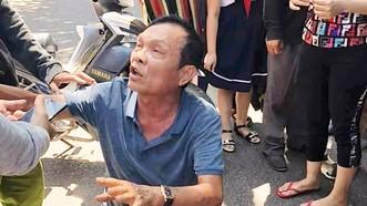 Bắt giam tài xế xe Lexus biển 6666 tông vào đám tang ở Bình Định