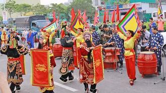 Đà Nẵng trao bằng chứng nhận Di sản Văn hóa phi vật thể quốc gia cho Lễ hội Cầu ngư