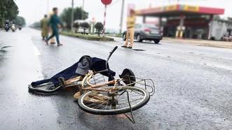 Khởi tố đối tượng điều khiển xe tải tông chết người do ngủ gật