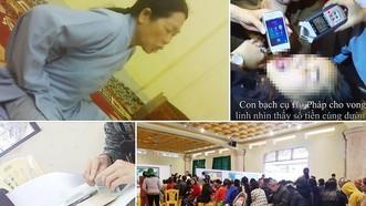Ngăn chặn việc truyền bá các hiện tượng mê tín dị đoan