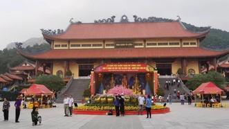 """Việc """"bắt ma"""" tại chùa Ba Vàng từng được báo cáo  từ năm 2015"""