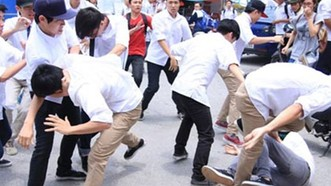 Đánh nhau do mâu thuẫn, 2 học sinh bị thương nặng