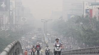 Ô nhiễm môi trường ngày càng đe doạ đến an toàn hô hấp con người