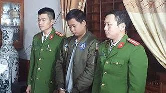 Nguyễn Văn Tới bị công an bắt giữ