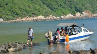 崑島旅遊等待開發。
