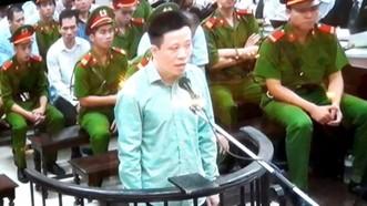 Cựu Chủ tịch OceanBank - bị cáo Hà Văn Thắm