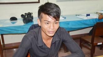 Trần Thanh Lực vừa ra đầu thú với cơ quan công an