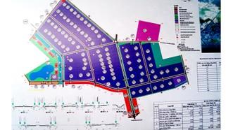 bản đồ quy hoạch khu đô thị