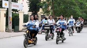 90 % học sinh bị tai nạn giao thông là học sinh cấp 3