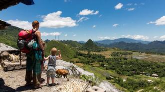 Khách quốc tế đến Việt Nam tăng trưởng liên tục