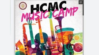 Nhạc viện TPHCM tổ chức Trại hè âm nhạc TPHCM 2017