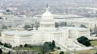Tòa nhà Quốc hội Mỹ. Ảnh: REUTERS