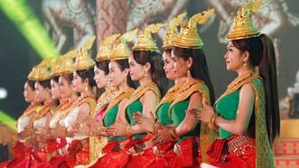 Sôi nổi Ngày hội văn hóa, thể thao và du lịch đồng bào Khmer Nam bộ lần thứ VII - Bạc Liêu 2017