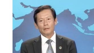 Luật sư Phan Trung Hoài. Ảnh: VTV