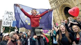 Người dân London tuần hành ủng hộ Anh ở lại EU