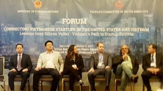 Phát huy nguồn lực doanh nghiệp người Việt ở nước ngoài xây dựng hệ sinh thái khởi nghiệp TPHCM