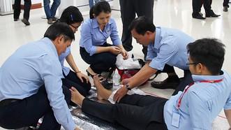 Hội thi An toàn vệ sinh viên giỏi do Tổng Công ty Công nghiệp Sài Gòn TNHH MTV tổ chức