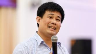 Ông Sái Công Hồng, Trưởng ban đề thi Kỳ thi THPT quốc gia 2017